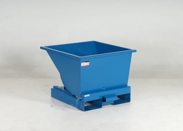 Tippcontainer  Blå  150L