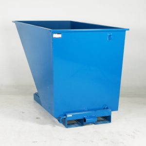Tippcontainer  Blå 1600L