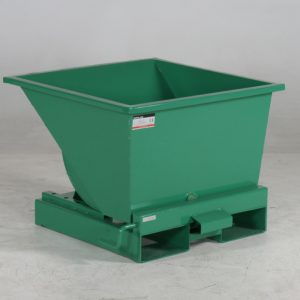 Tippcontainer  Grön 150L