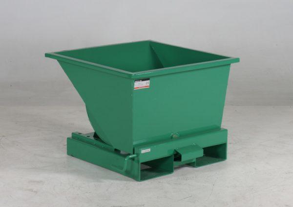 Tippcontainer  Grön 150L