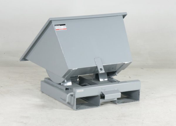 Tippcontainer  Grå 150L