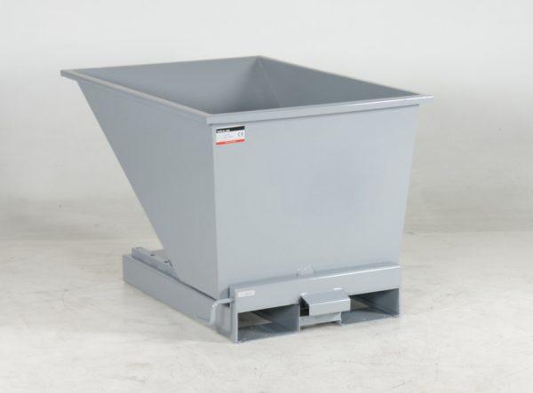 Tippcontainer  Grå 300L