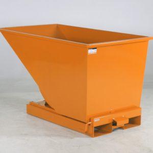 Tippcontainer Orange 600L