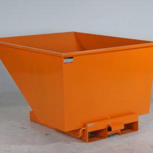 Tippcontainer Orange 900L