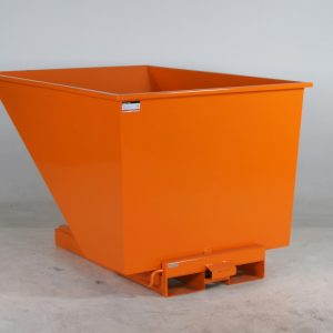 Tippcontainer Orange 1100L
