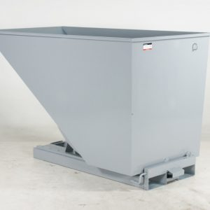 Tippcontainer  Grå 1600L