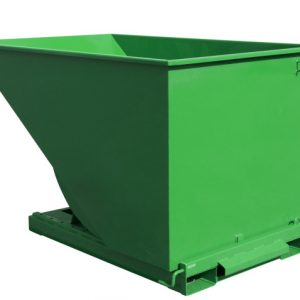 Tippcontainer Grön  2000L