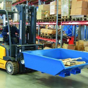 Tippcontainer  Lågbyggd 750 L