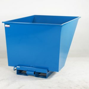 Tippcontainer  Blå 1100L