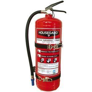 Brandsläckare 6 Kg Med Hållare
