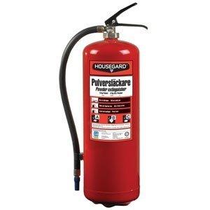 Brandsläckare 12 Kg Pulver