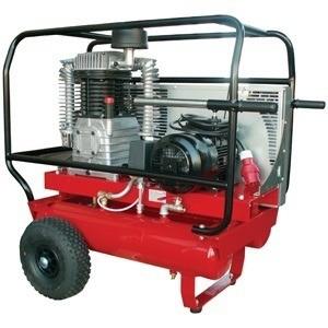 Byggkompressor Rocky 695 3-Fas