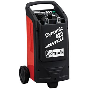 Batteriladdare Dynamic 420