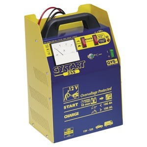 Batteriladdare Gystart 235
